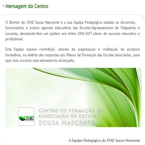 CFAE Sousa Nascente